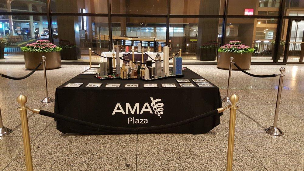 AMA Plaza - Chicago