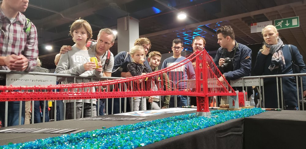 LEGO WORLD - Utrecht