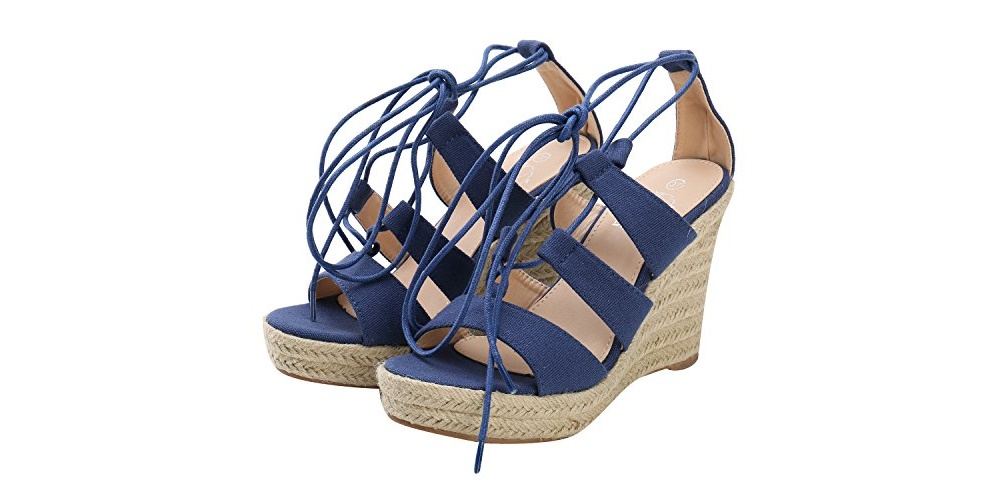Alexis Leroy Gladiator Lace Up Espadrille Platform Women Wedge Sandals B06Y5VH1KP_7.jpg