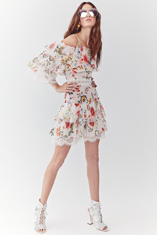 Alice+Olivia Spring 2018 Ready-to-Wear