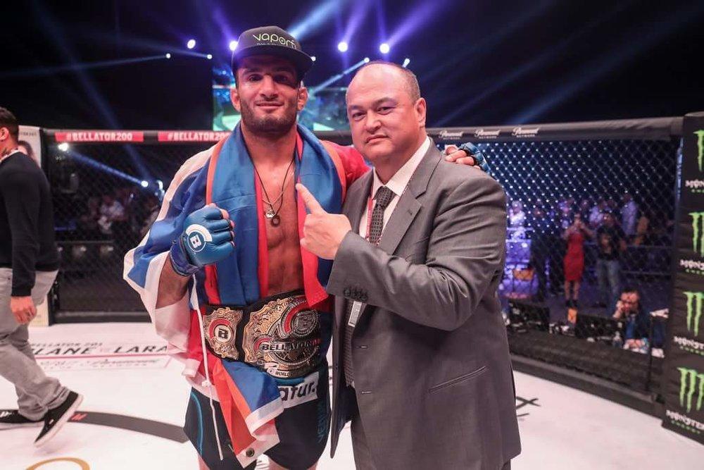 Photo Credit: Bellator MMA