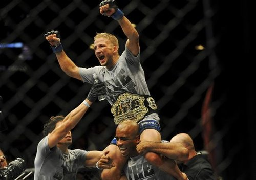 TJ Dillashaw vs  Henry Cejudo for Flyweight Title Targeted