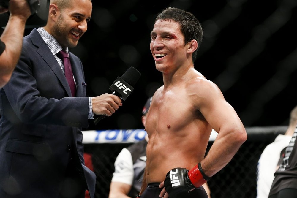 Photo Credit: Esther Lin/MMA Fighting