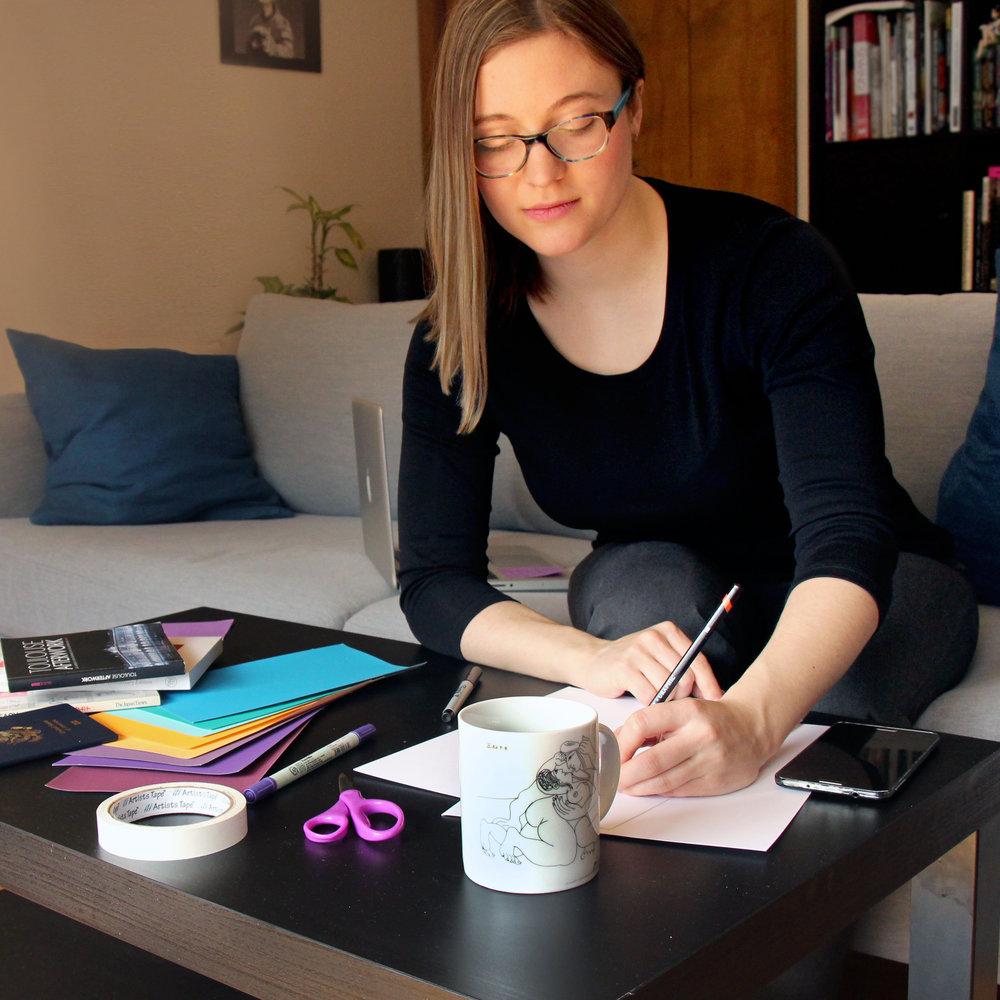 Christina neno, founder of neno studios llc