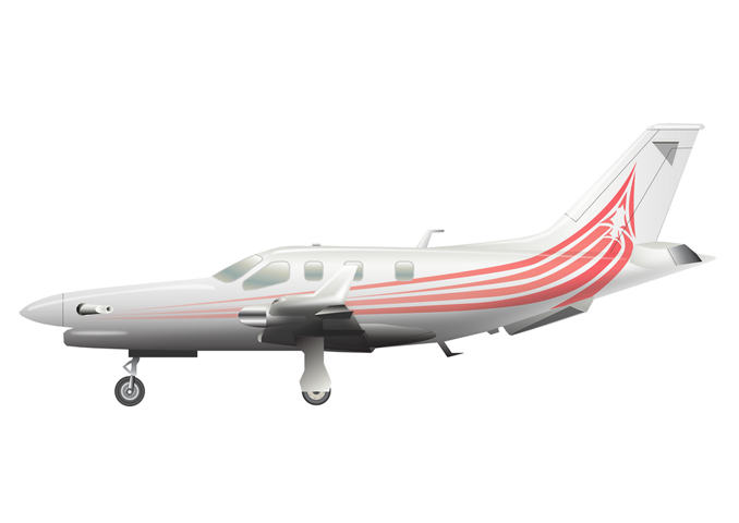 Daher-Socata TBM 930Passengers (typical): 5Cabin Height: 4.1 ftCabin Width: 4.1 ftCabin Length: 10.0 ftBaggage total: 35.9 cu ftAverage Cruising Speed: 324 KTASMax Cruising Altitude: 31,000 ftFull Passenger Range: 989 NMLavatory: NoGalley: No - © 2018, Conklin & de Decker Associates, Inc.