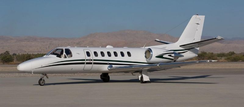 Cessna Citation Encore, which began flying in 2000.