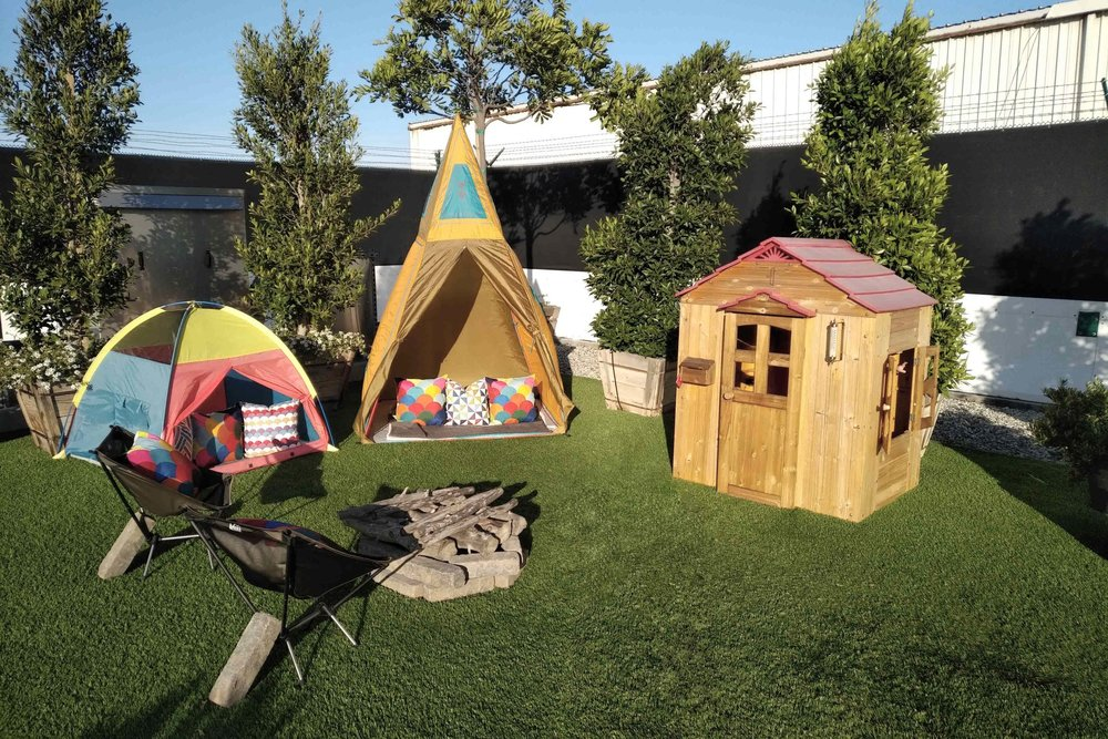 ..The Private Suite for kids