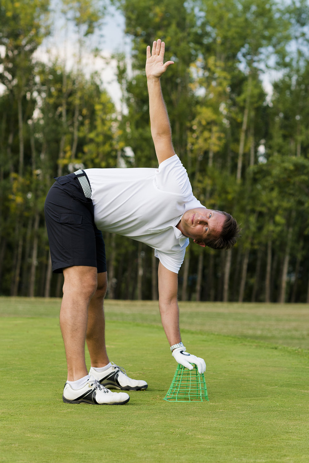 Do you want to improve your golf? - Better flexibility allows for a fuller range of motion and a more powerful swing.