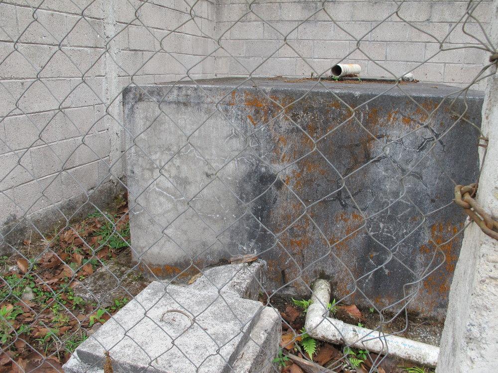 El rompe carga y tanque de Altamira
