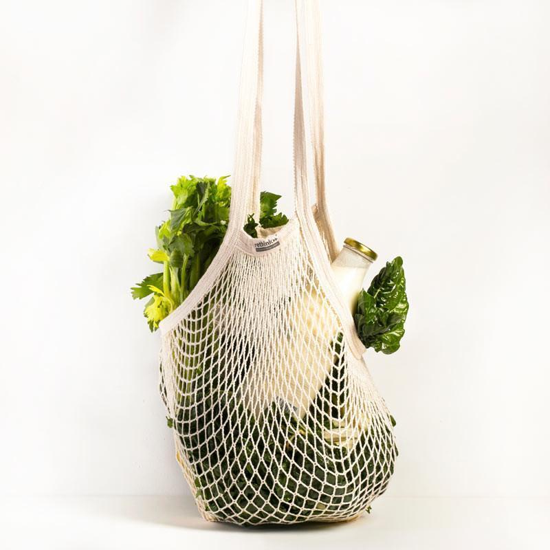 Long Handle String Bags