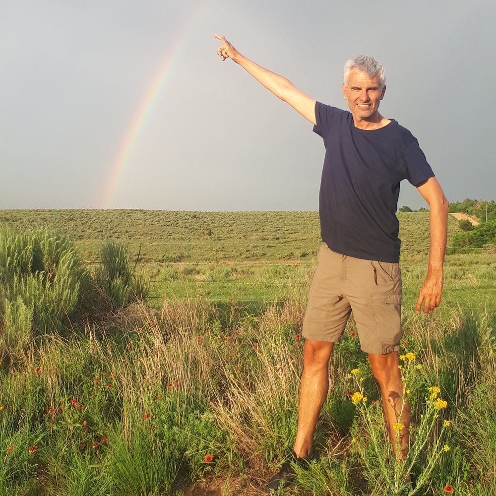 Eric Terpstra - Director, tour guide, meteorologist, owner