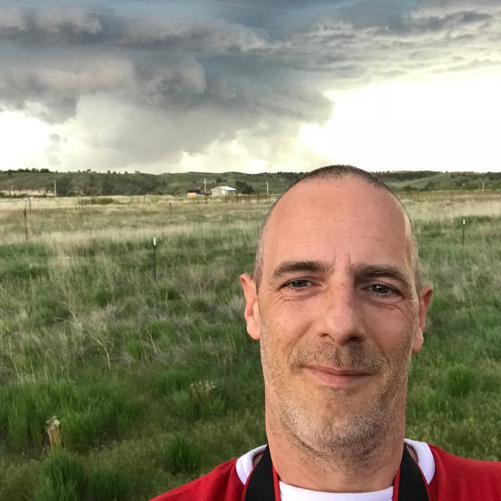 Michiel de Vries - Tour guide, meteorologist