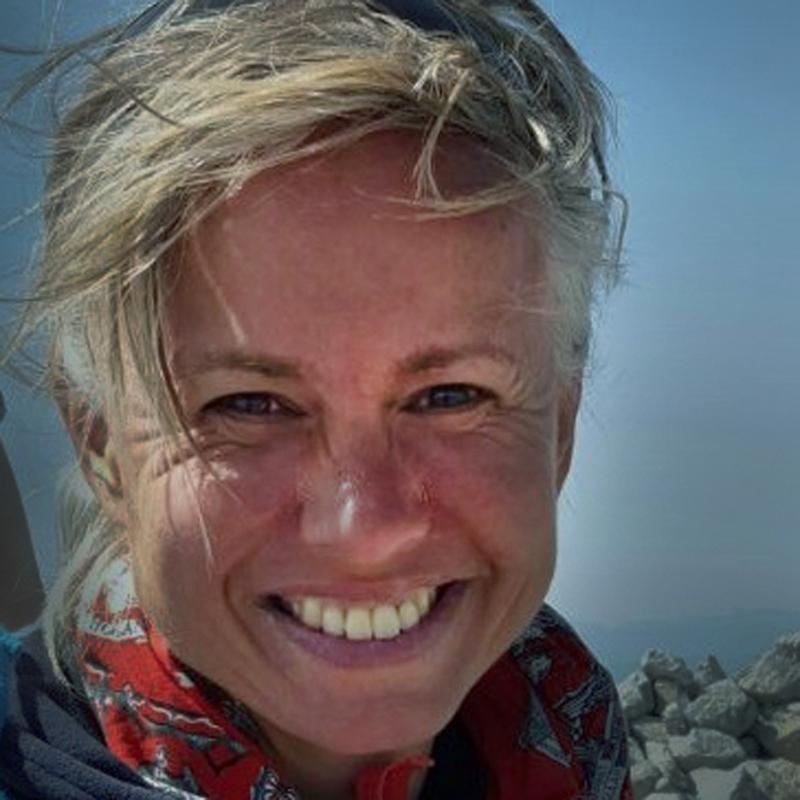 Saskia van Laar - Tour guide