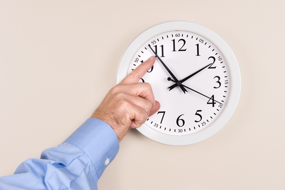 Time difference - In the US and the Caribbean it is 5-7 hours earlier than in Western Europe. In Asia it is usually 5-7 hours later.