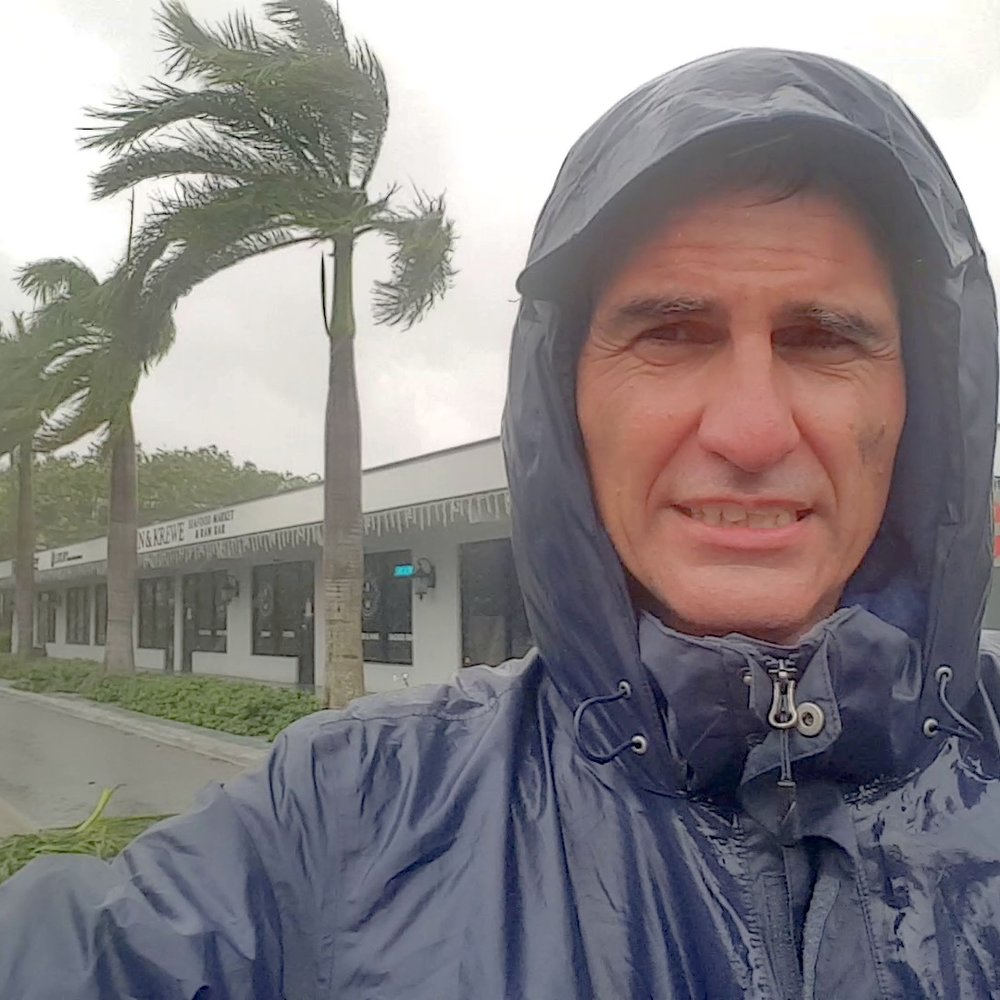 - Eric Terpstra, meteorologist and your tour guide on this adventureCall me +31 (0)6 5757 0846 or send me an emailExperience: Hurricane Irma, typhoons Ma-an & Tokage (Japan)