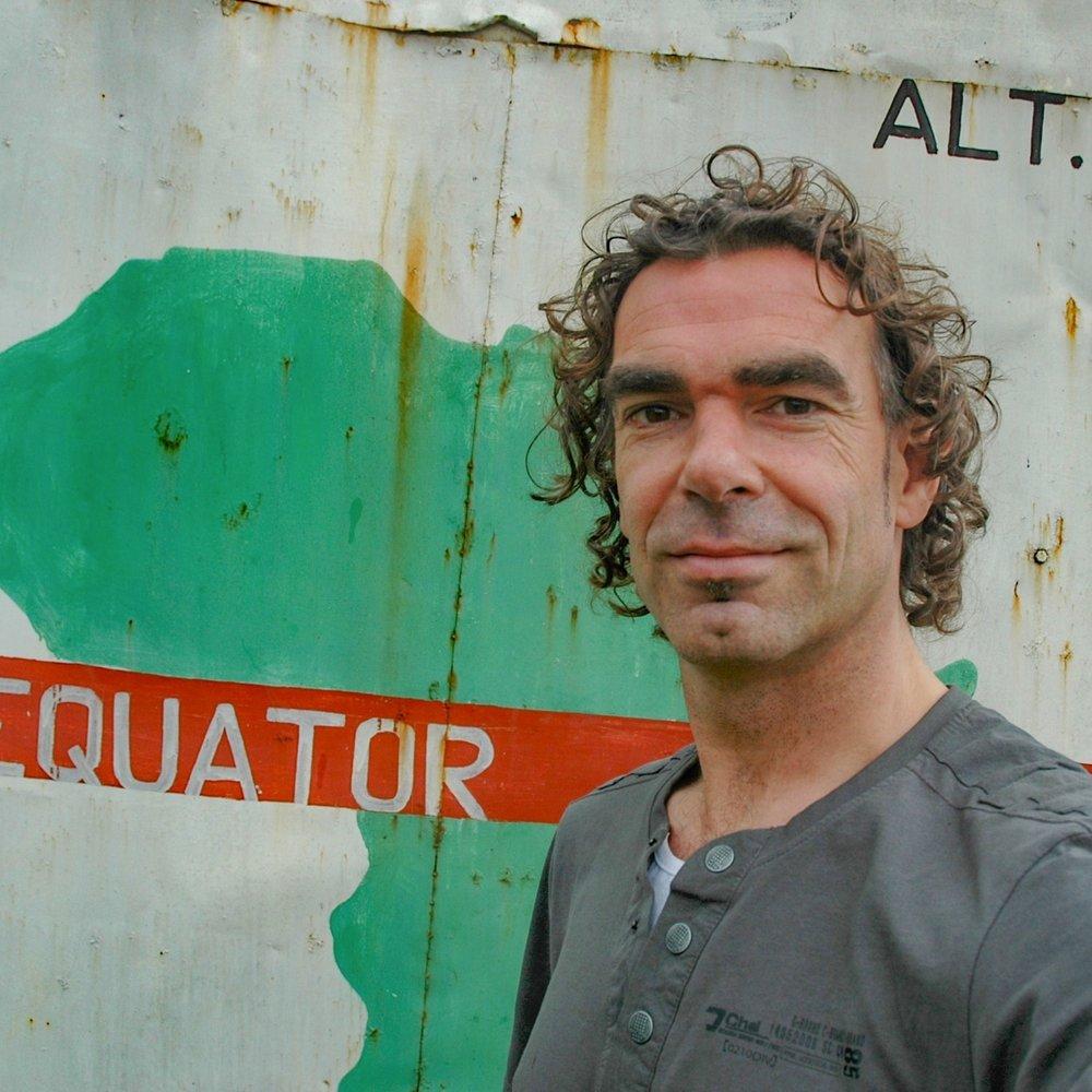 Ivo Spanjersberg - Tour guide