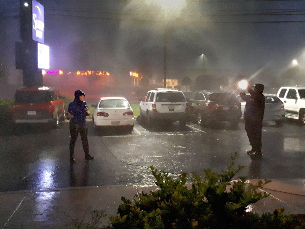 Hurricane Florence - 14 September 2018 - Wilmington, North Carolina