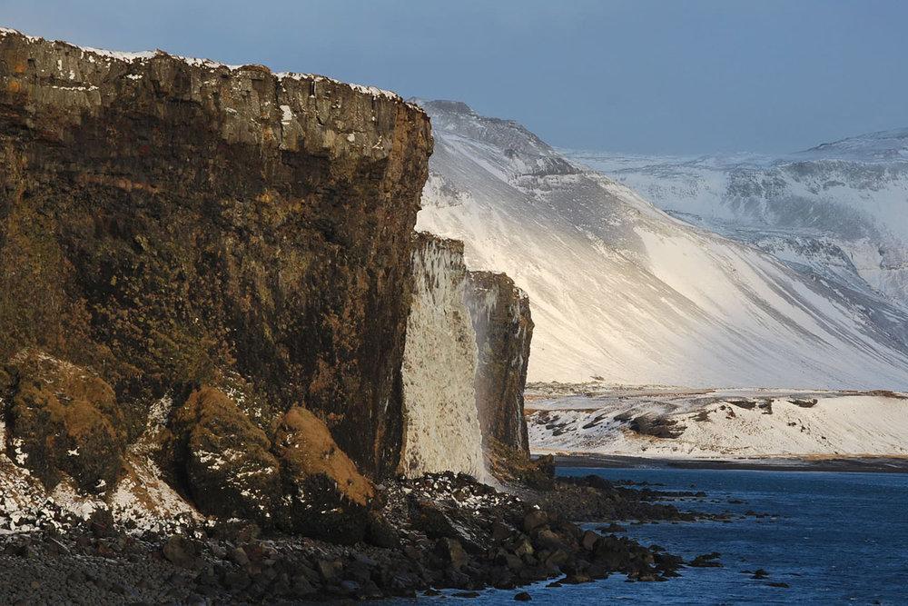 Bron: Frank Dubuccage: Snohetta in het westen van IJsland