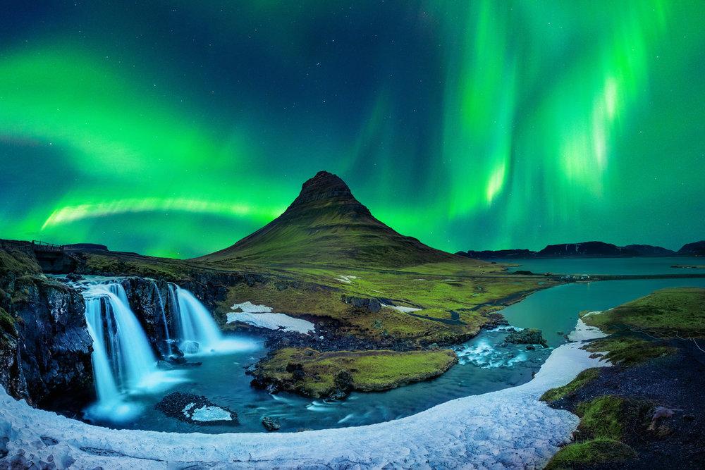 Donderdag 7 maart - IJsland - Overnachting: nader te bepalen