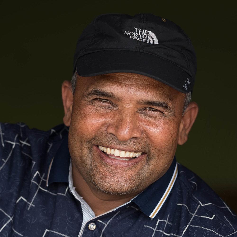 Chanman Shreemal  Gesamtleiter