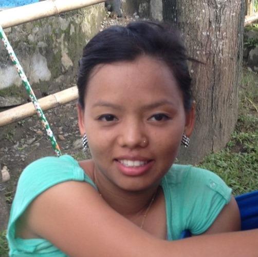 Sapana Tamang  Strassenküche