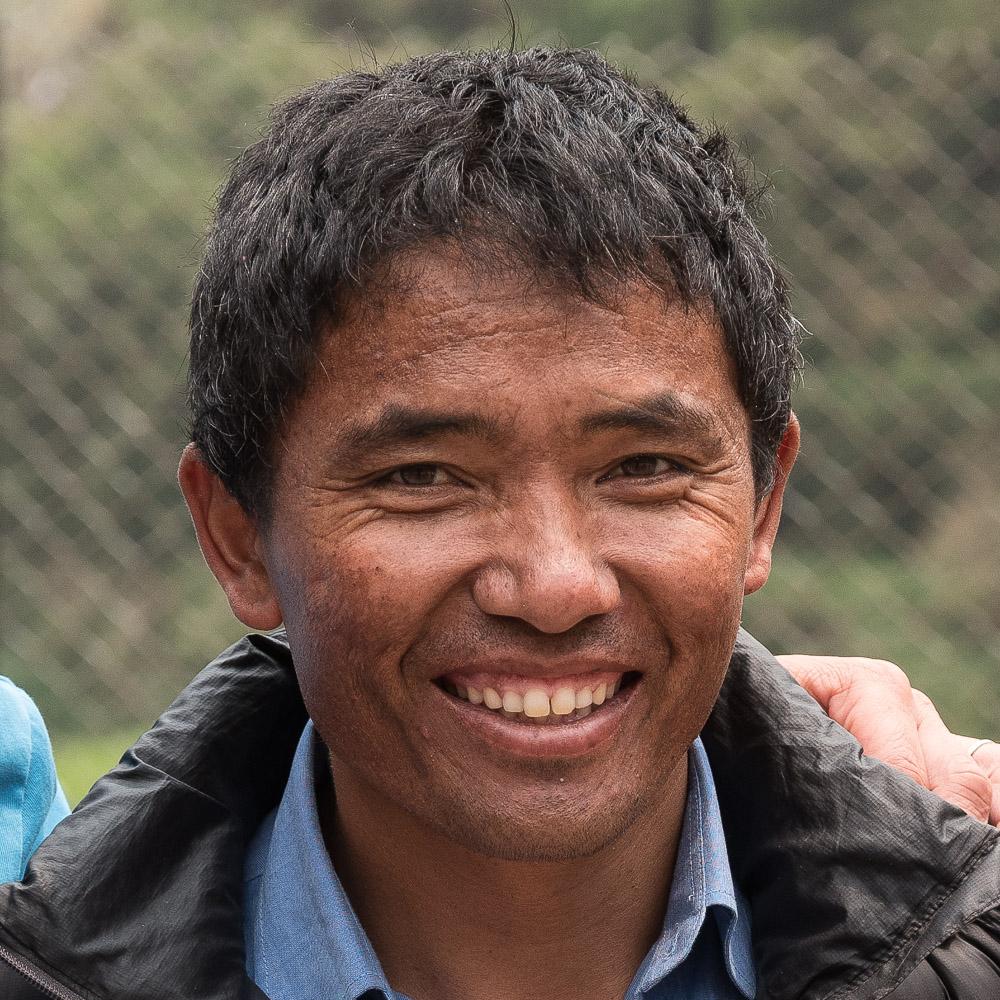 Sonam Sherpa  Vorstand