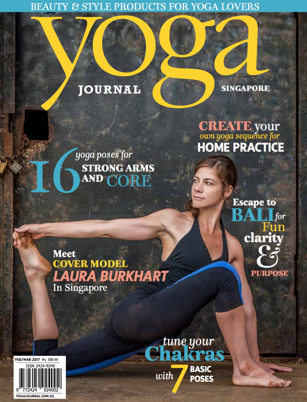 Image source from  Yoga Journal Singapore.