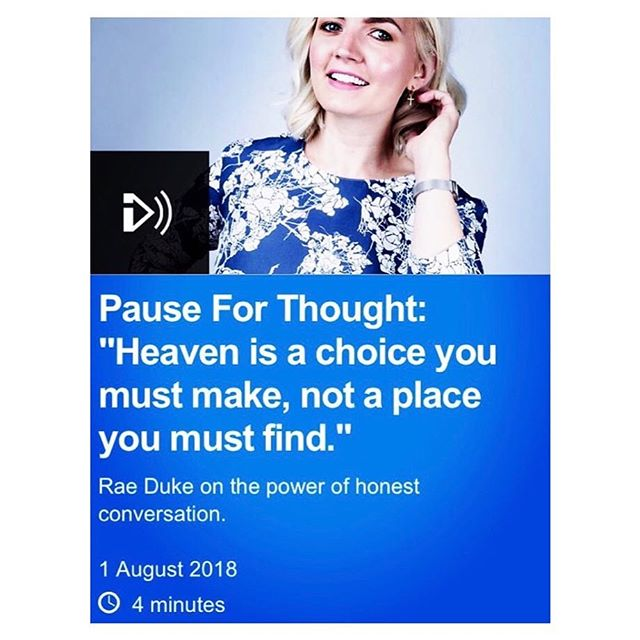 We've hit the airwaves! Thank you so much to the very talented @raetheduke for including #mindfullsupper in her Pause for Thought on @bbcradio2 today. Link in our bio to listen to her talk about the power of conversation and the impact it can have on our mental health.