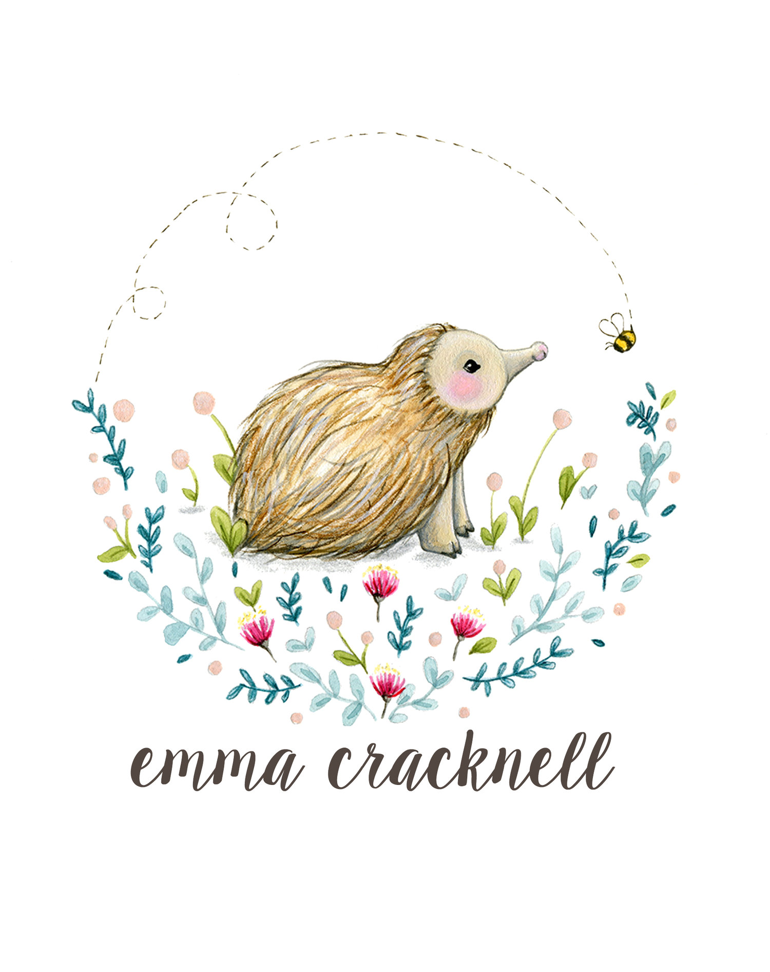 Emma Cracknell Illustration