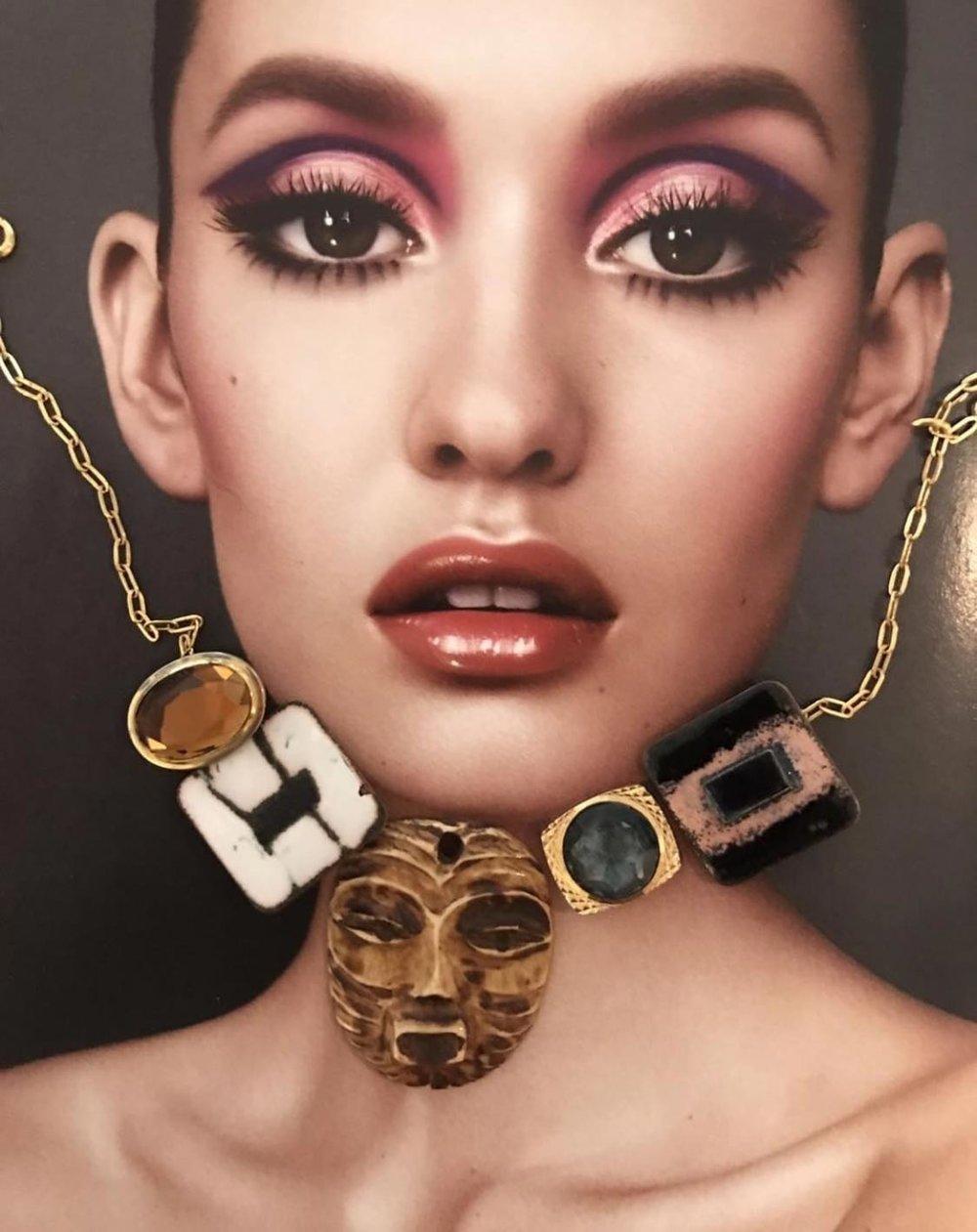 Annick Van De Weghe Jewelery
