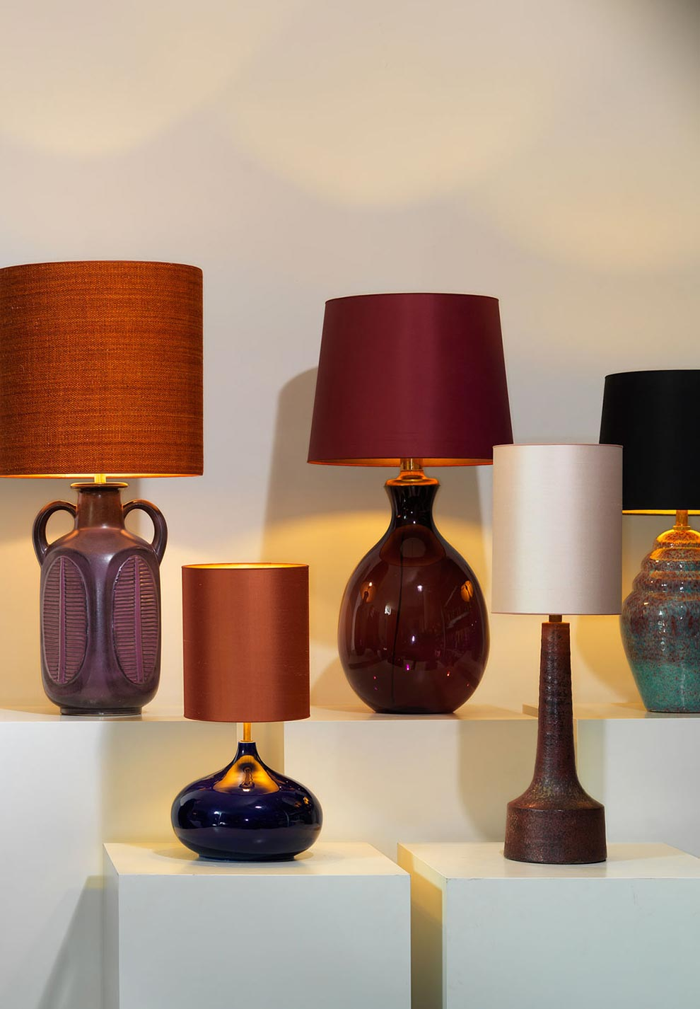 Rene Houben Table Lamps & Lamp Shades