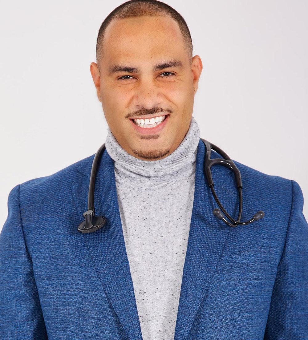 Dr. David Malebranche