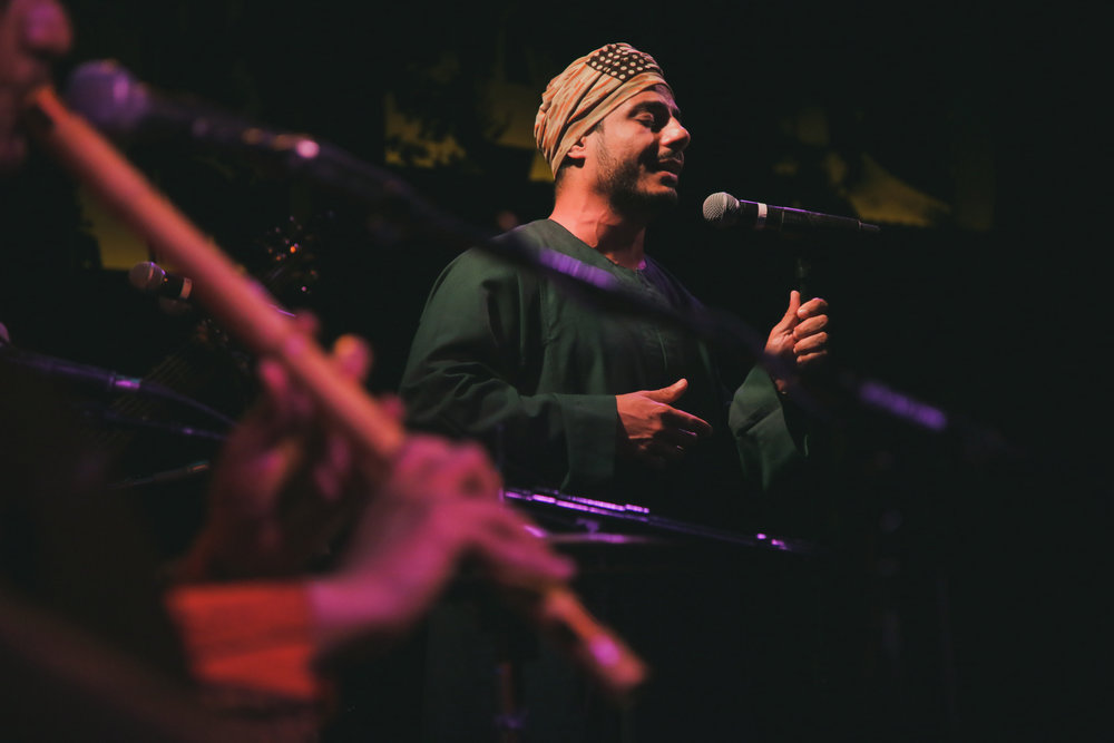 Saleeb Loza // The Nile Project