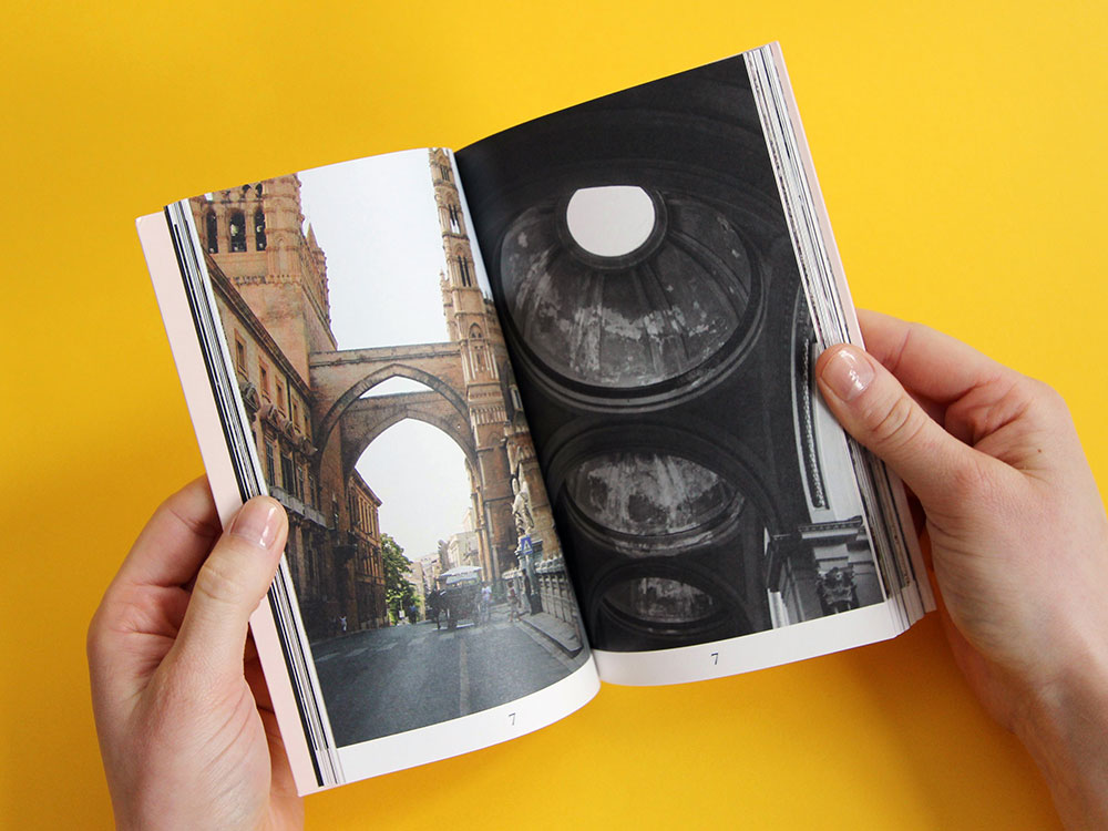 In 33 sights, Walking Through Palermo guides you to Liberty architecture, medieval markets, Sicilian carts and Byzantine mosaics. The book offers an overture to this most intricate of cultural capitals, where palm trees soar against Arab-Norman cathedrals and the severest churches have the plainest doors. -