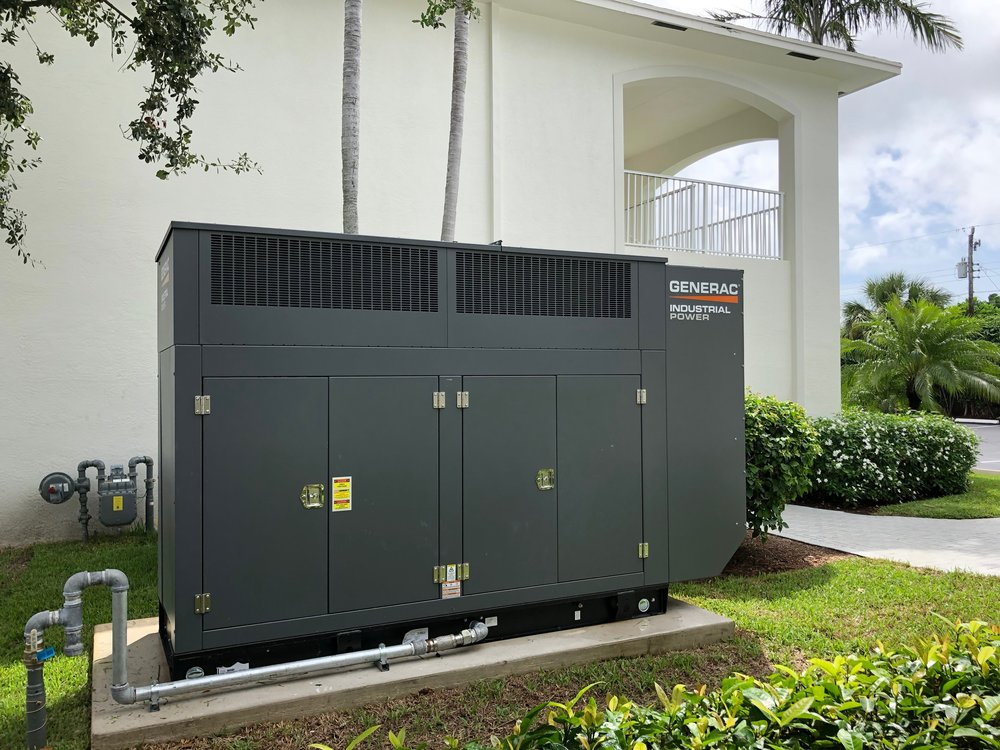 Banyan Place at Lantana Emergency Power Supply