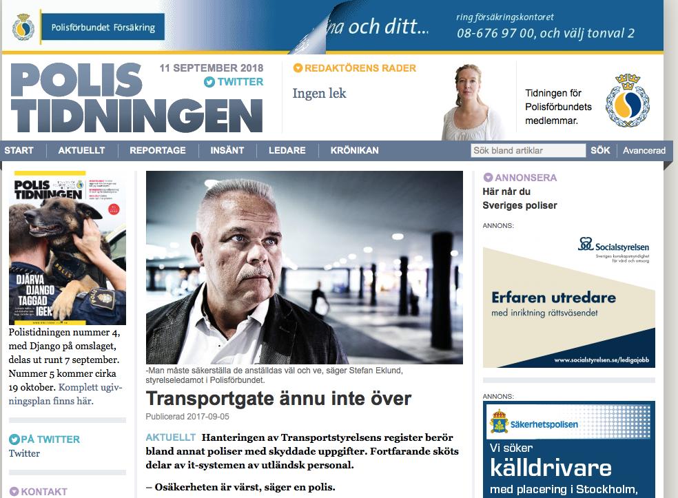 polistidningen.se