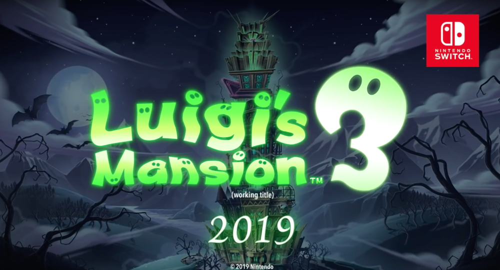 Luigi's Mansion 3 - After making its first debut on the GameCube, Luigi's Mansion has been a fan favorite amongst Nintendo fans. The franchise has already made its way to handheld mode with Dark Moon, and the original game port hitting 3DS this October. Now, it has been announced that a third installment of the franchise is finally hitting the Switch. Most likely another spooky Halloween surprise for next year!