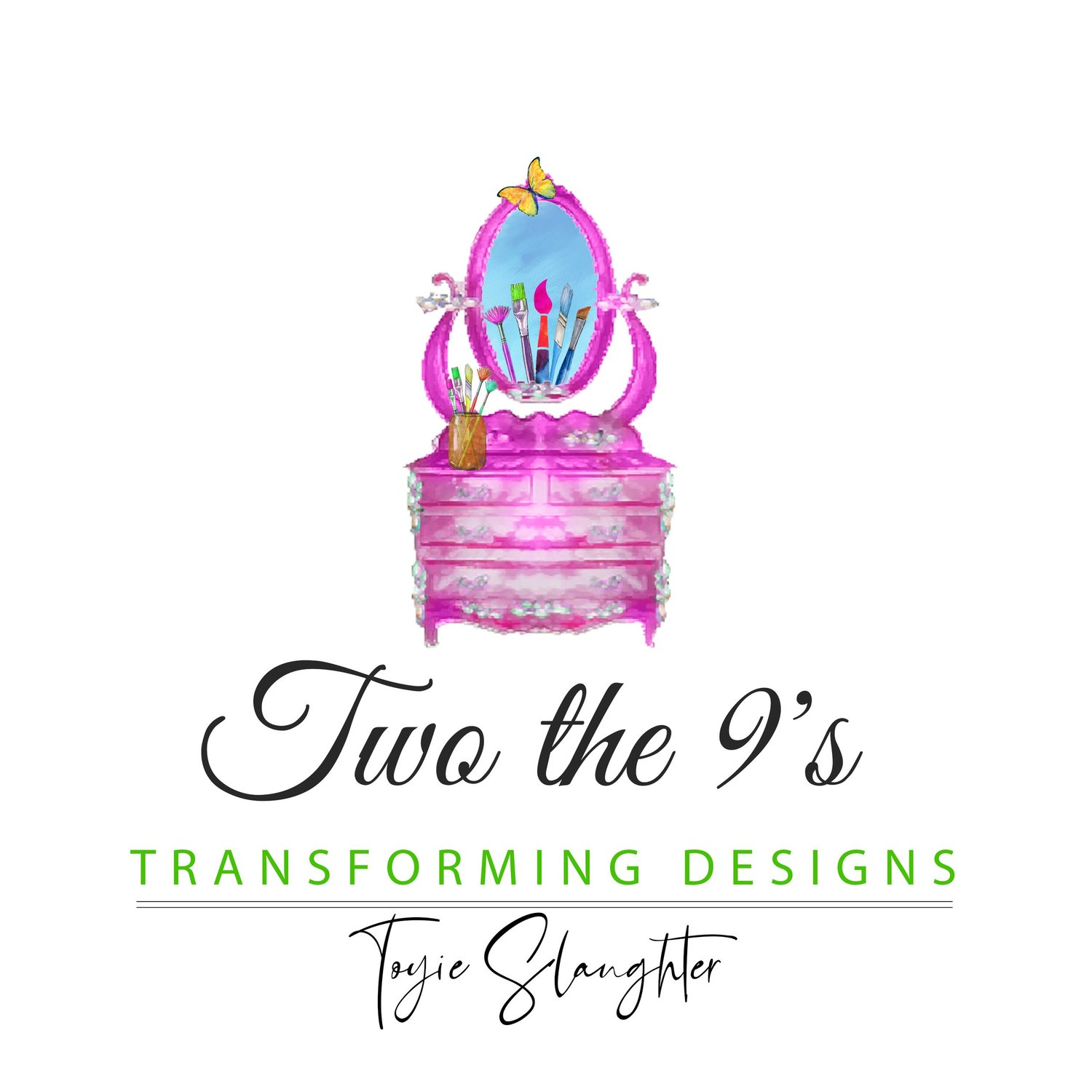 Two the 9's Transforming Designs