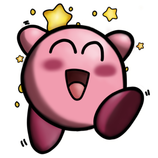 Kirby  Excited 320x320.png