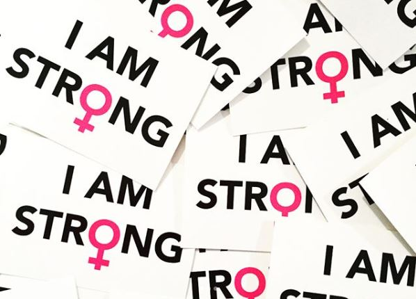 - I Am Strong is an initiative based in Victoria, BC. We aim to empower young self-identified girls through movement and conversation.We talk. We move. Fast and Slow. Together.In a fun and inclusive environment, we create positive exercise and wellness experiences that foster self-confidence, cultivate real social connection, and emphasize the