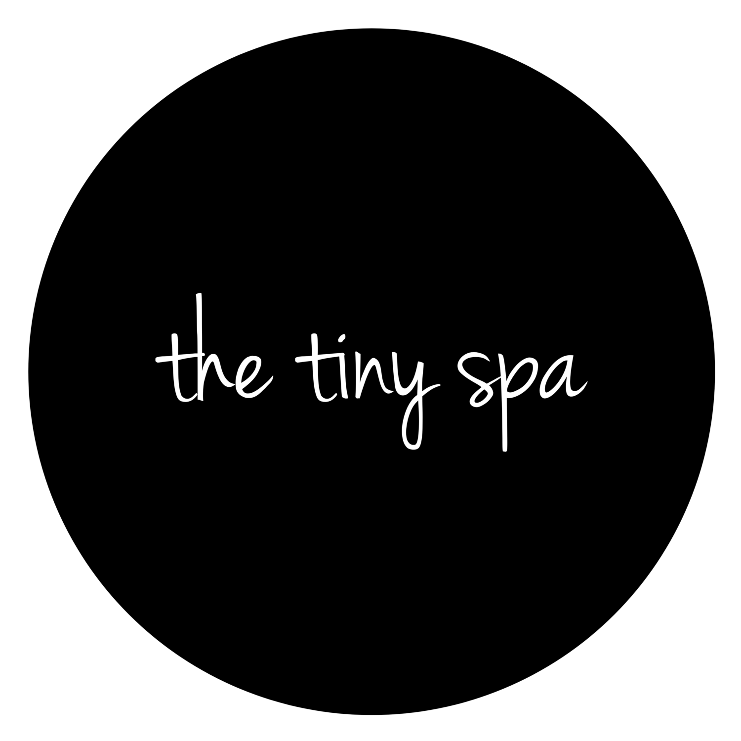 the tiny spa