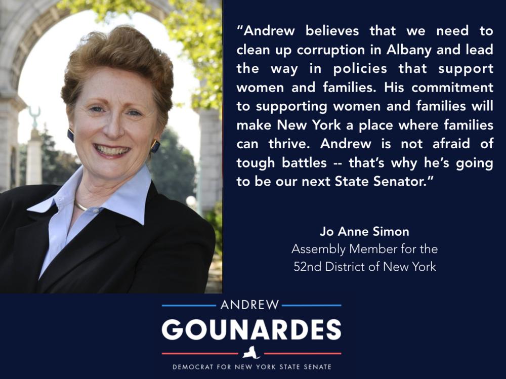 Jo Ann Simon Endorsement Facebook.png