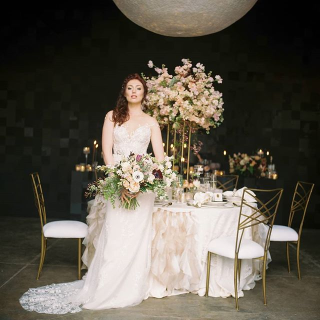 Our Lucia gown by @limorrosen was featured in this stunning #styledshoot HERE at @lunasewickley, organized by @events_by_poppy and photographed by @stevendrayphoto. We're obsessed with every moody detail! * Many thanks to the entire contributing team: Photography - @stevendrayphoto Designer & Stylist - @events_by_poppy Location - @lunasewickley Florals - @sapphireandlace Dress - @limorrosen from @lunasewickleybridal Hair - @simply.captivating.pgh Makeup - @mockmakeup Model - Danielle Mock Rentals - @alloccasionspartyrentals Linens - @partymosaic Stationary - @purplewagondesigns Desserts - @lagourmandinebakery *  #lunasewickley #lunaboutique #sewickley #bridalfashion #pittsburghbride #bridalstyle #pittsburghbridalboutique #coolbride #bridalinspiration #bridevibes #bridalinspo #burghbrides #modernbride #uniquebride #wedstagram #bridestagram #pittsburghbrides #romanticbride  #limorrosen