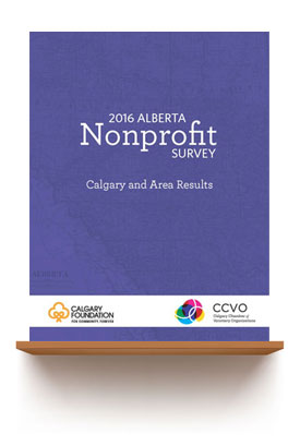 September 2016   2016 Nonprofit Survey: Calgary & Area