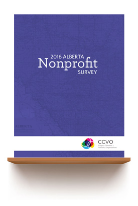 June 2016   2016 Alberta Nonprofit Survey