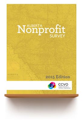 June 2015   2015 ALberta Nonprofit Survey