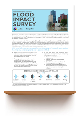 July 2013   Flood IMpact Survey