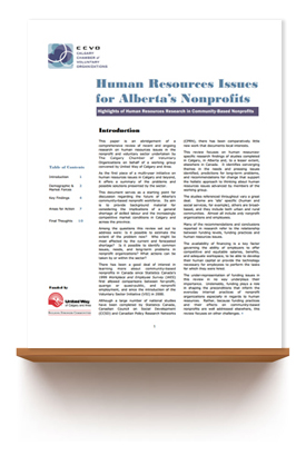 January 2007   HUMAN RESOURCES ISSUES