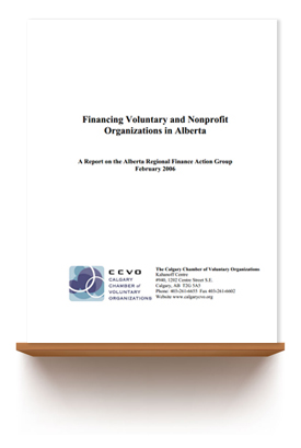 November 2005   FINANCING NONPROFITS IN ALBERTA