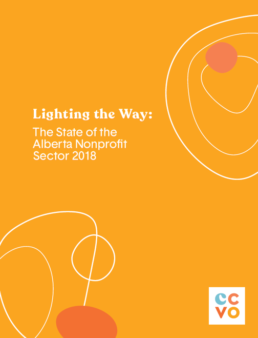 October 2018   The State of the Alberta Nonprofit Sector 2018